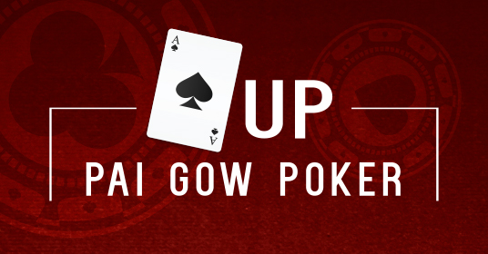 Ace Up Pai Gow Poker